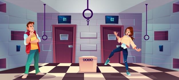 Spoznajte escape room